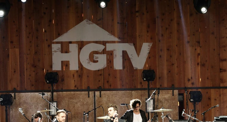 How Far in Advance Can You View the HGTV Schedule of Shows?