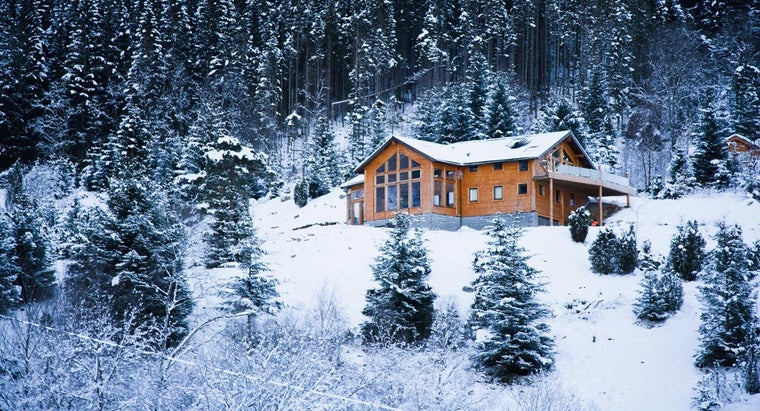 Where Can You Purchase Kits to Build a Log Home?
