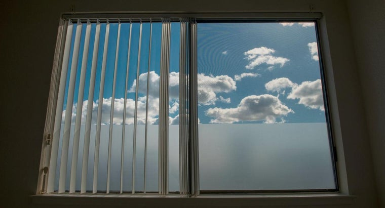 Can You Get Replacement Slats for Vertical Blinds?