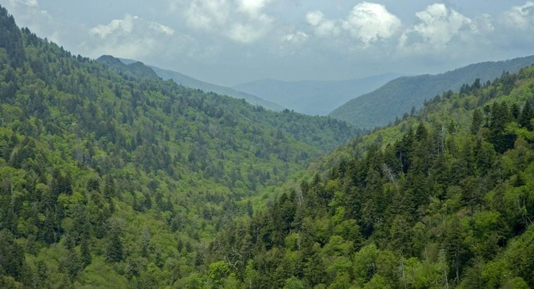 What Resources Are Available to Locate Historical Data on Maps of the Smoky Mountains?