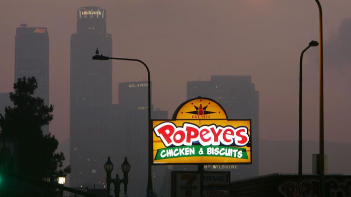 What Is the Least Healthy Option on the Popeyes Menu?