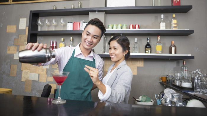 Is there a way to take bartending classes online?