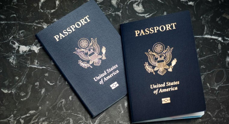 What Is Required to Renew a U.S. Passport?