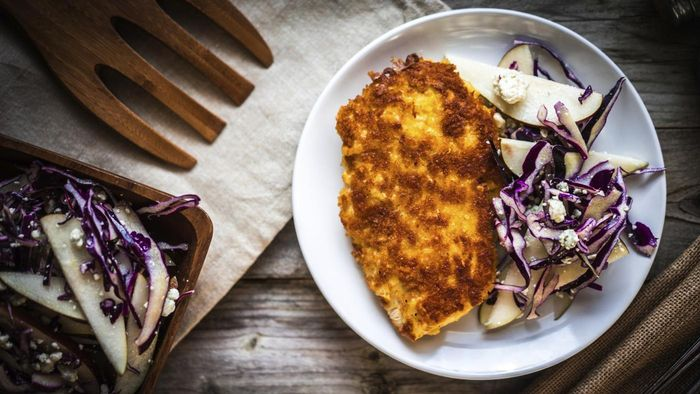 What Is a Traditional Recipe for German Schnitzel?