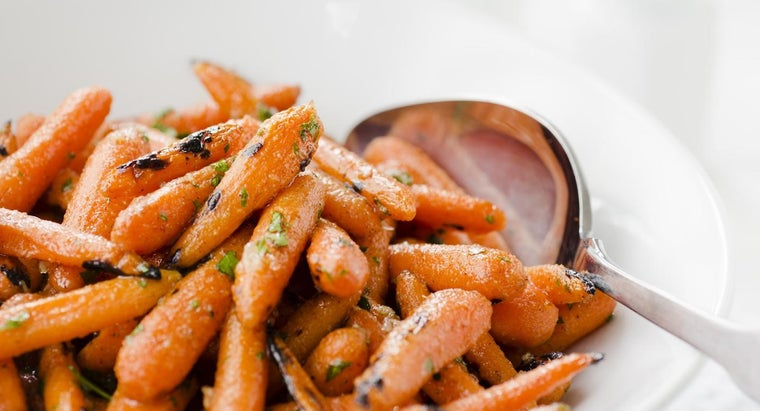 What Is a Good Recipe for Honey-Glazed Carrots?