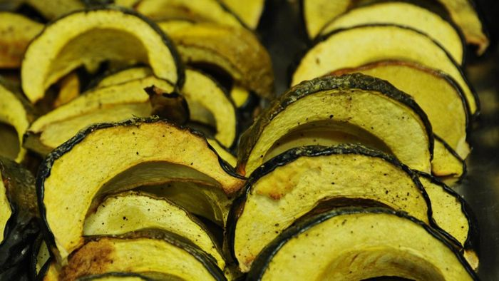 Where Can You Find Recipes for Baked Squash?