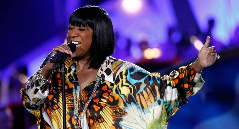 What Are Some of Patti LaBelle's Songs?