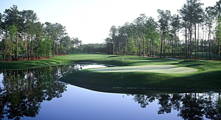 Where Can You Find a List of Golf Courses in Myrtle Beach?