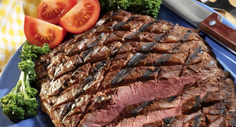 How Do You Cook a Beef Flank Steak?