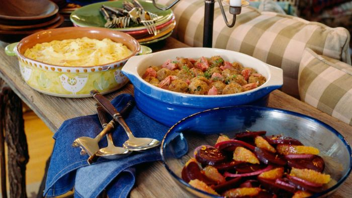 What Are Some Easy Potluck Recipes?