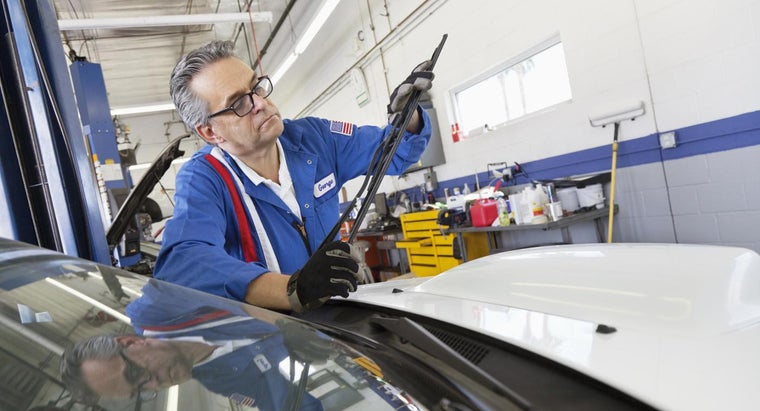 How Can You Find Your Wiper Blade Size?