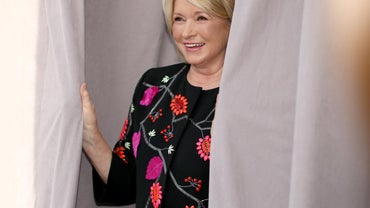 What Are Some Martha Stewart Recipes From Her Series on PBS?