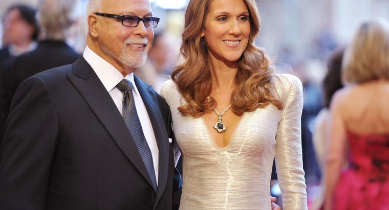 When Did Celine Dion Marry Her Husband?