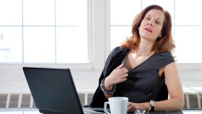 What Causes Hot Flashes After Menopause?