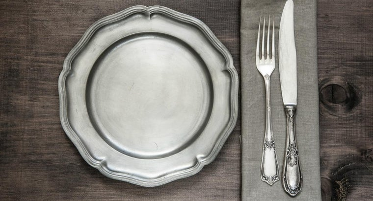 What Do Antique Pewter Makers Marks Indicate?
