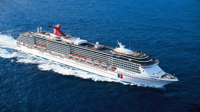 Where Can You Find a List of Carnival Ships?