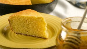 What are some things you can add to spice up a Jiffy corn bread recipe?