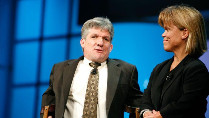 Who are some members of the Roloff family?