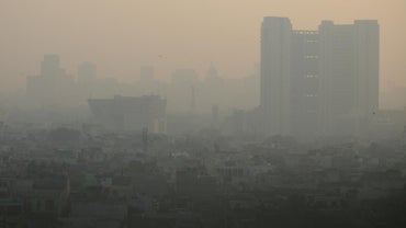 What Are Common Causes of Air Pollution?