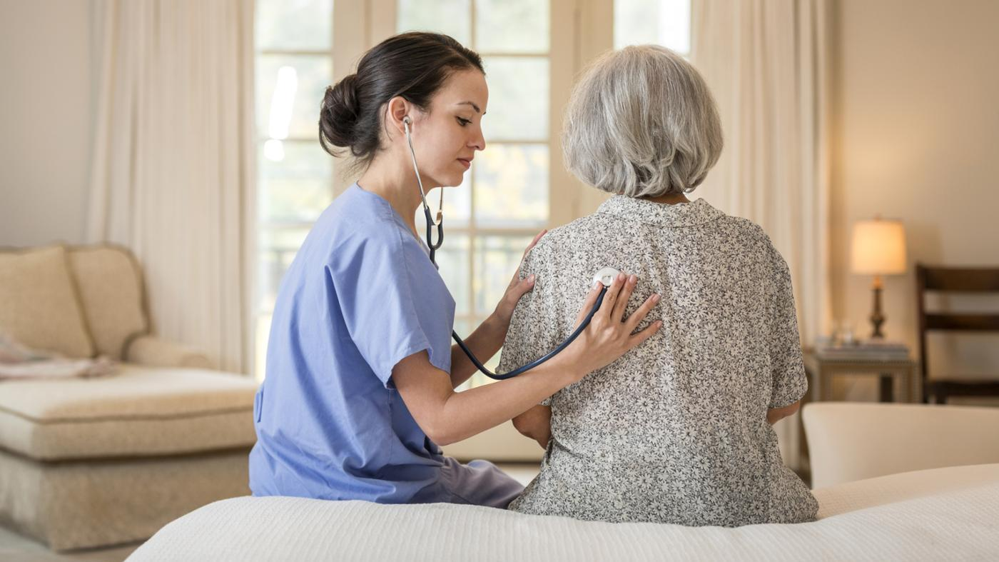 How Does Palliative Care at Home Work?