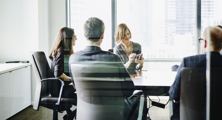 Where Is There an Example of a Blank Meeting Minutes Template?