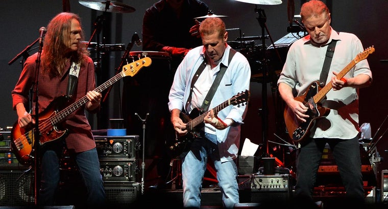 Who Were the Original Eagles Band Members?