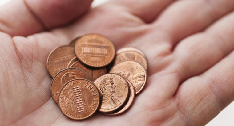 What Is the Average Value of a Penny From 1944?