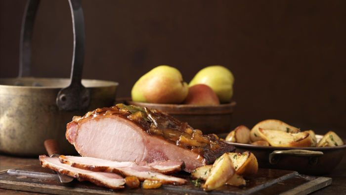 What Are Some Slow-Cooker Recipes for Ham?