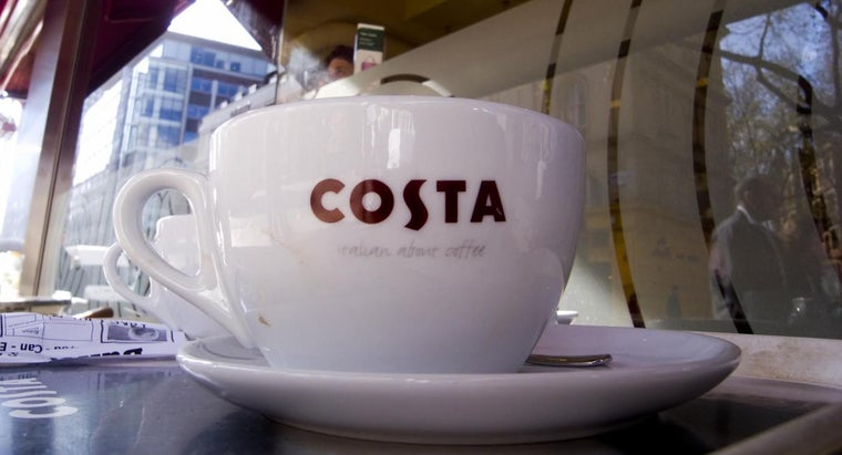 What Is Costa Coffee?