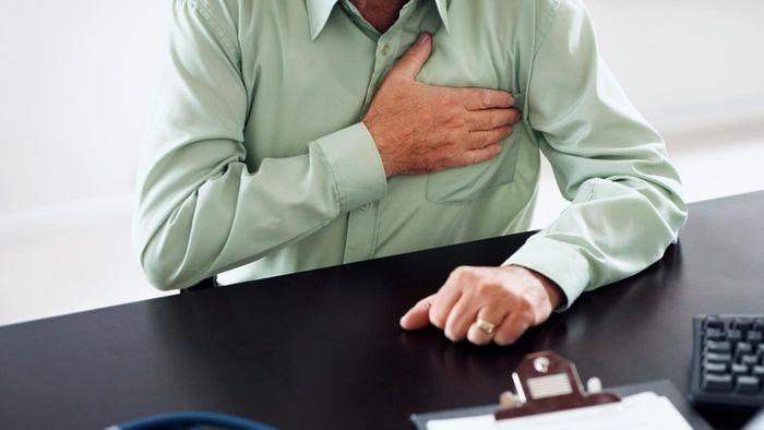 Are chest pains serious?