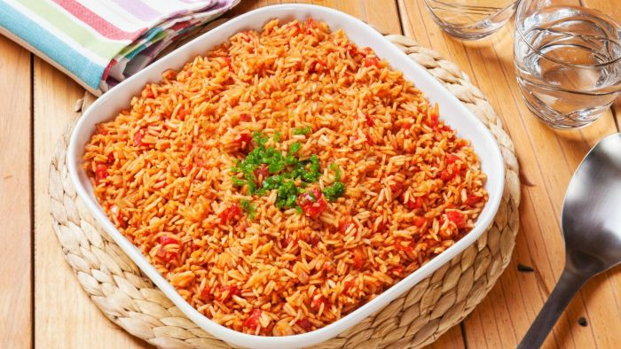What Is an Authentic Spanish Rice Recipe?