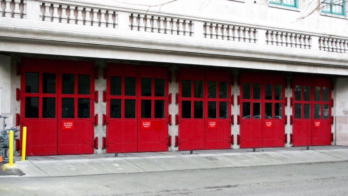 How Can You Find the Distance to the Nearest Fire Station?