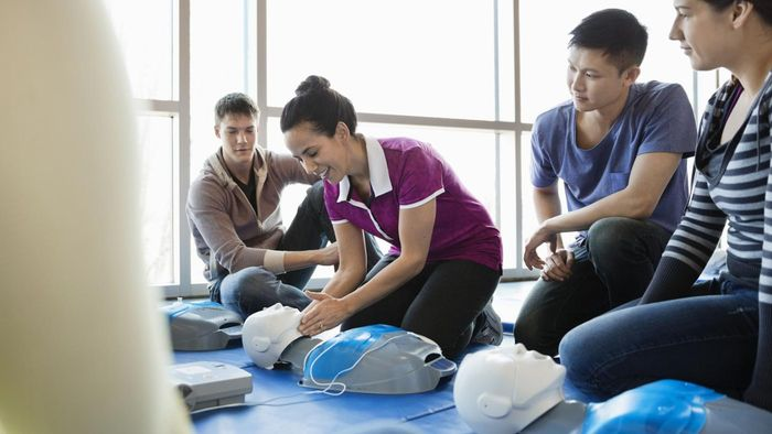 What Questions Are Asked on a CPR Test?