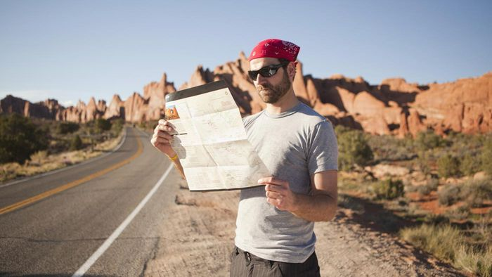 Where Can You Find a Map of the State of Utah?