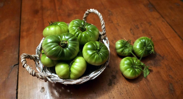 How Do You Freeze Green Tomatoes?