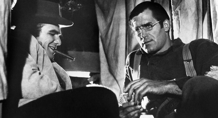 What Films Did Clint Walker Appear In?