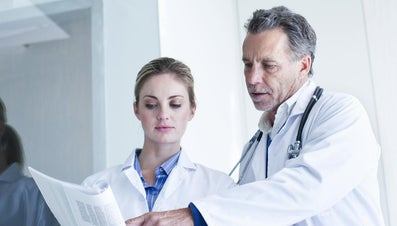 How Do You Purchase Professional Images of Physicians?