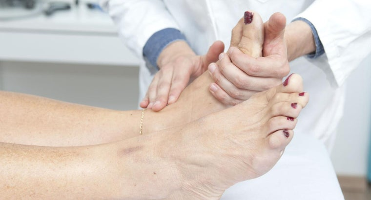 What Causes Foot Pain on the Top of the Foot?