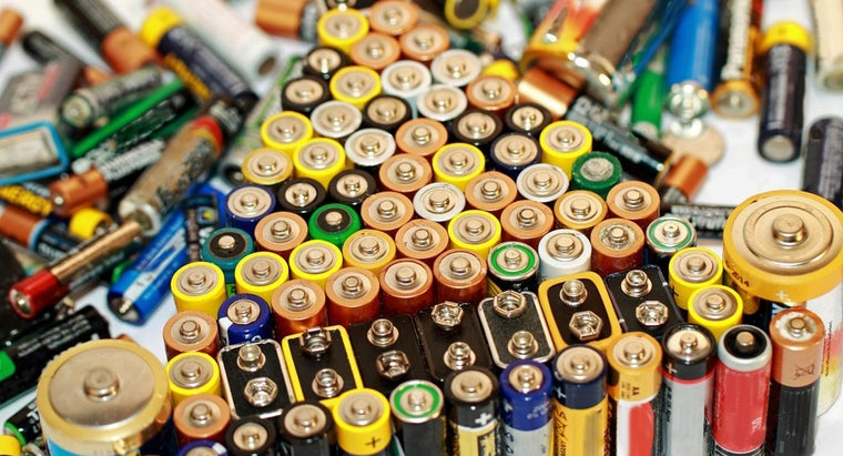 What Are Some Guidelines for Recycling Different Types of Batteries?