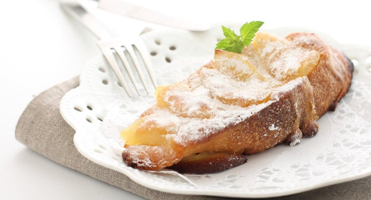 What Is a Good Baked Apple French Toast Recipe?