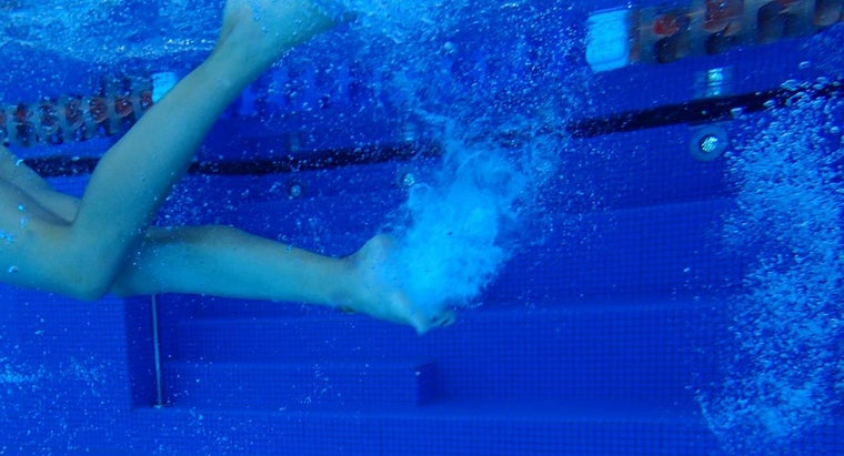 What Should You Do If You Get a Leg Cramp While Swimming?