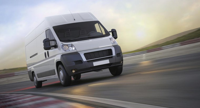 What Makes of Cargo Vans Are Available for Sale?