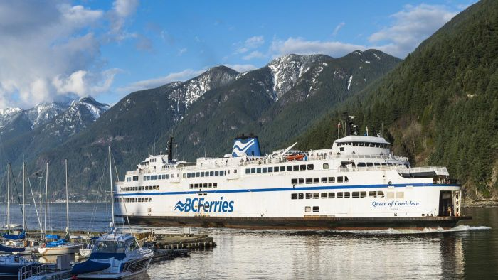 Where Can You Find Schedules for British Columbia Ferries Out of Horseshoe Bay?