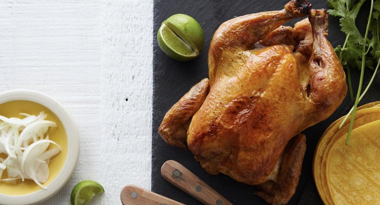 How Do You Know How Long to Cook a Roasted Chicken?