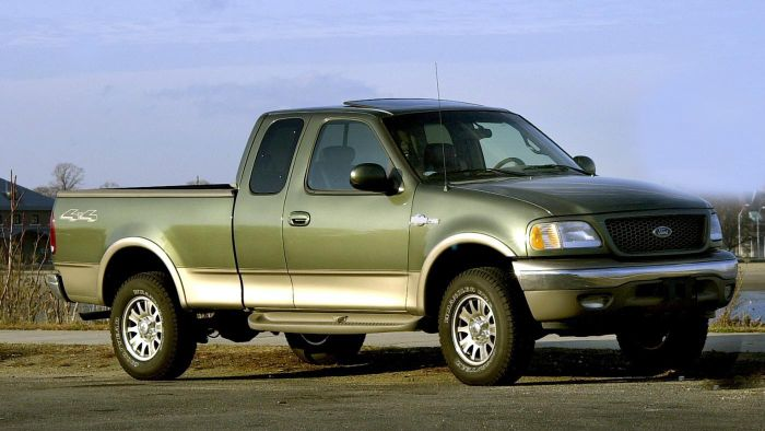 How Can You Find the Resale Value of a Ford F150?