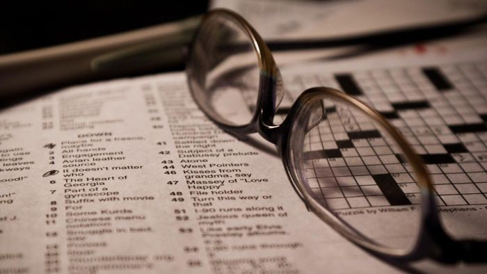 Where Can You Find Free Printable Crossword Puzzles?