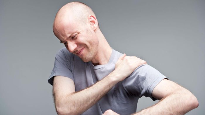 What Are Some Causes of Upper Arm and Shoulder Pain?