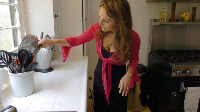 "Is ""Giada at Home"" Taped at Her Residence?"