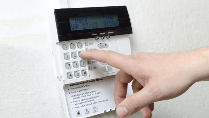 What Are Some Different Types of Security Systems?