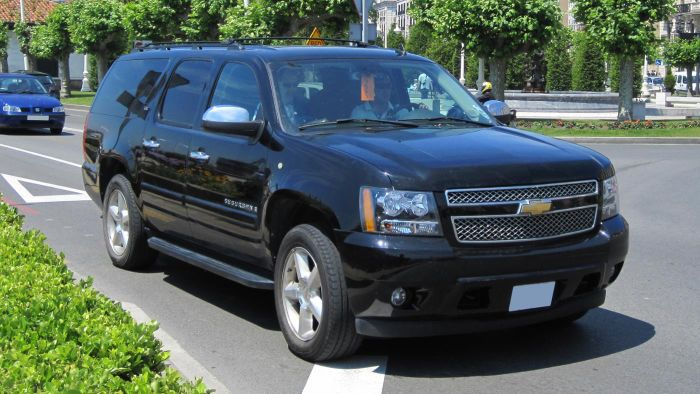 Where Can Used Chevrolet Suburbans Be Purchased?